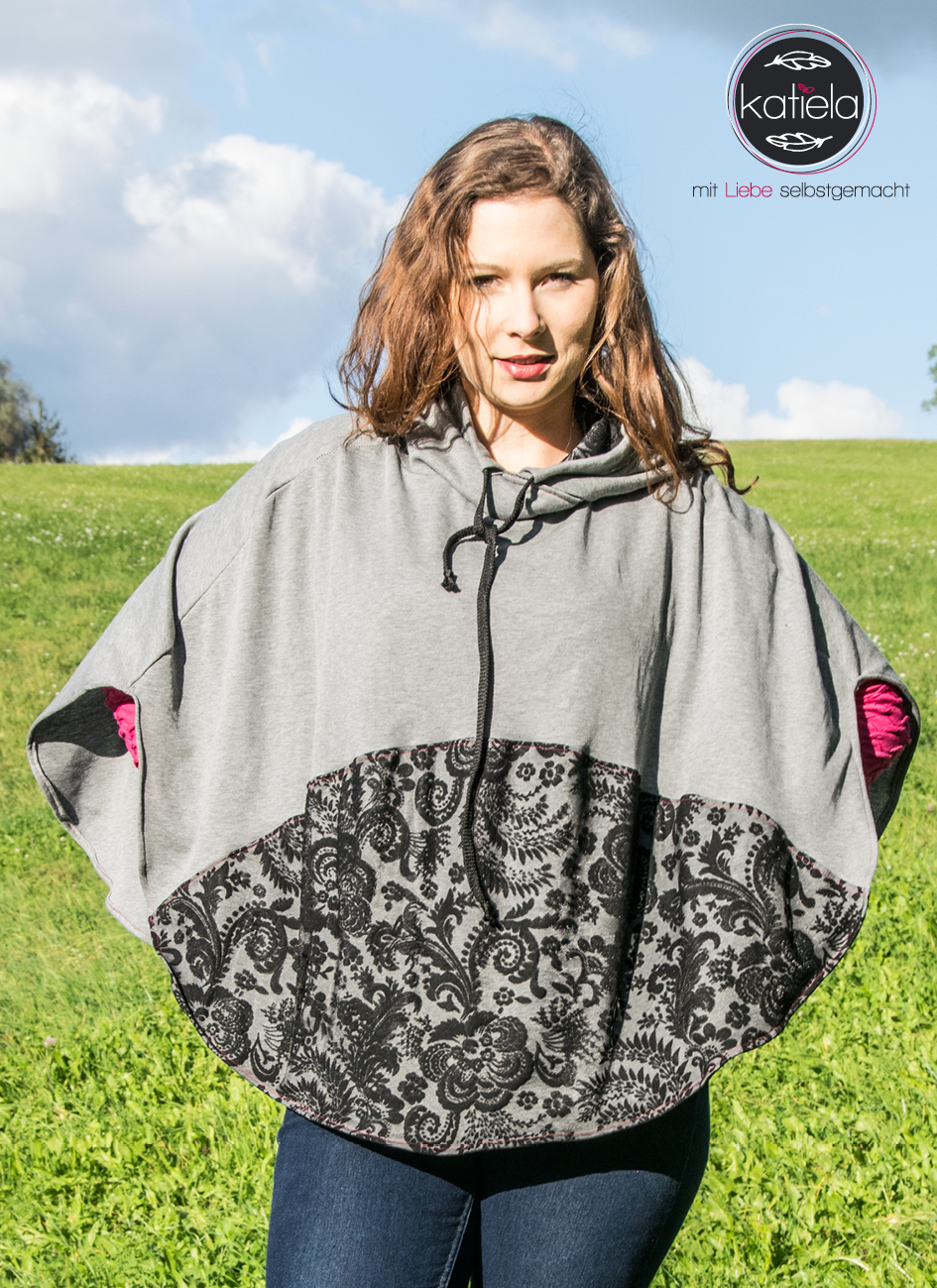 Windfangponcho - Flashback - Katiela